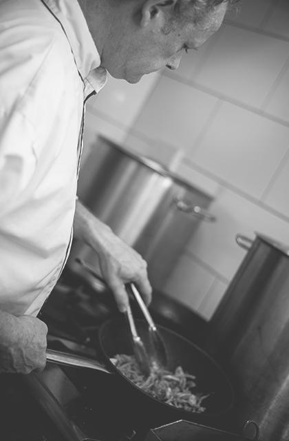 Martin Woltman - kok de Kruidentuin